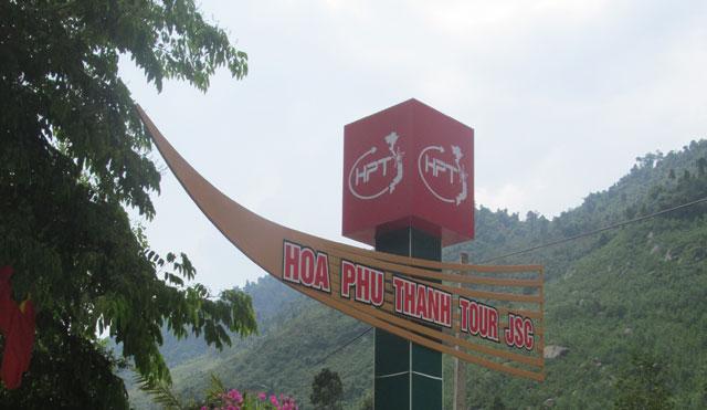 Độc đáo loại hình du lịch mới tại Đà Nẵng - khu du lịch sinh thái Hòa Phú Thành