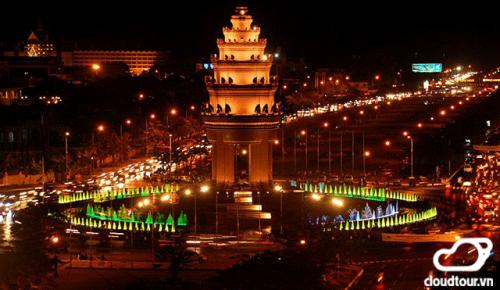 Tour Campuchia Siem Riep 4 ngày
