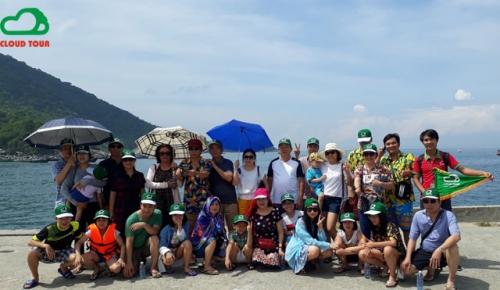 Tour Hà Nội Đà Nẵng Cù Lao Chàm lặn ngắm san hô