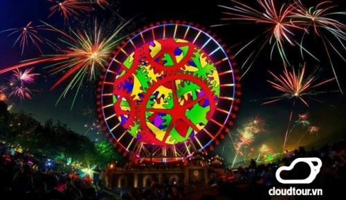 Lễ hội ánh sáng tại Đà Nẵng