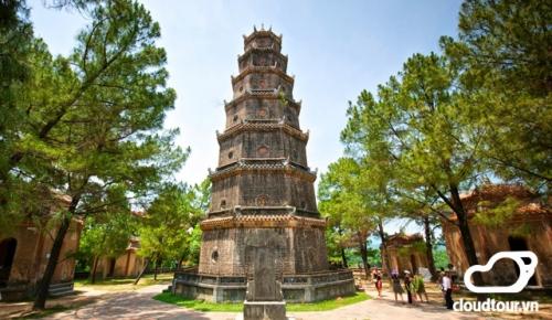 Tour Đà Nẵng Huế động Thiên Đường 2 ngày