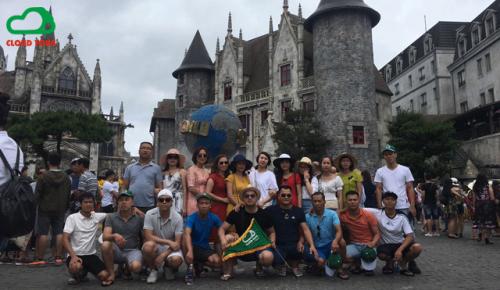 Tour Vinh Đà Nẵng Bà Nà 2 ngày