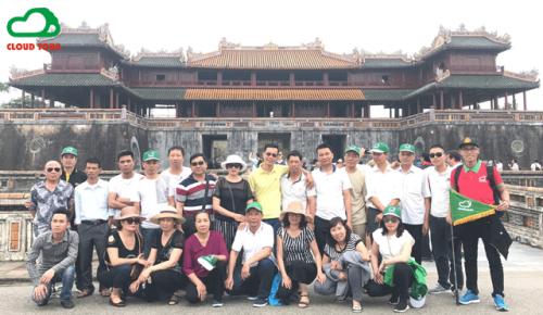 Tour Đà Nẵng 5 ngày 4 đêm ghép đoàn