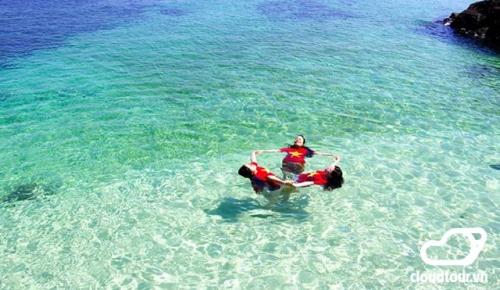 Du lịch Đảo Bé Quảng Ngãi