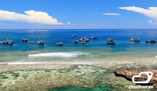 Tour đảo Lý Sơn đi ghép