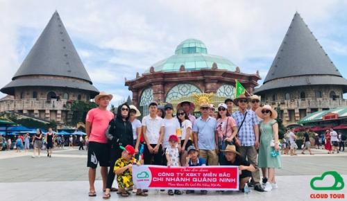 Tour Quảng Ninh Đà Nẵng 4 ngày 3 đêm